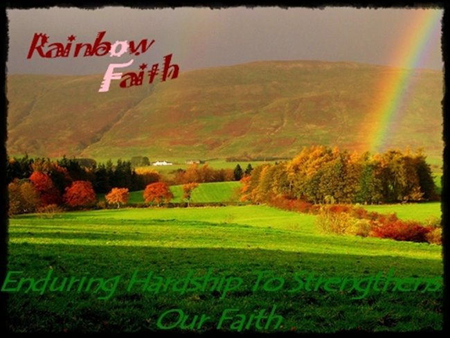 RAINBOW OF FAITH