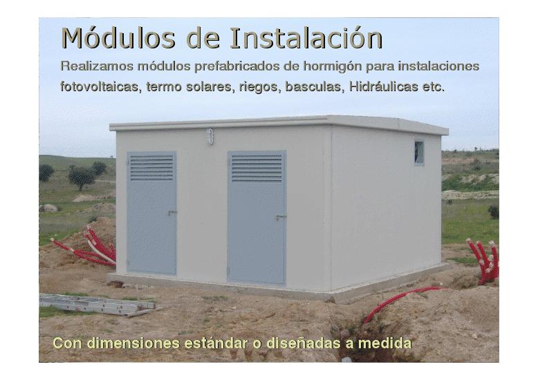 Venta de casetas modulares venta de casetas prefabricadas for Prefabricados de hormigon precios