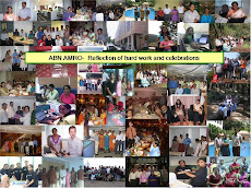 A collage of 3 years in ABN