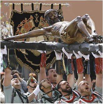 CONTRA  LA LIBERTAD RELIGIOSA: Pon un Crucifijo en tu blog o sitio web.