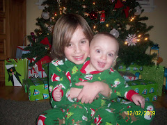 My kids... Kaden and Dillon