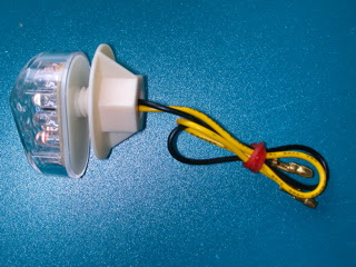 An LED indicator