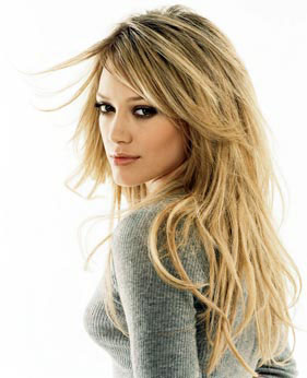 Mary Burdock Hilary-duff