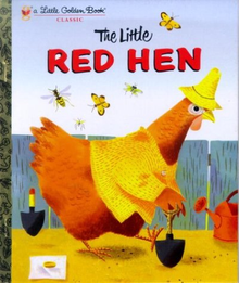 A Fábula da Galinha - Little Red Hen