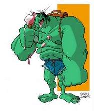 O Incrível Hulk e os Raios Gama