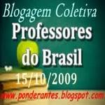 Professores do Brasil - Blogagem Coletiva