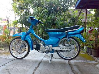 MODIFIKASI MOTOR ALA ANAK SMA title=