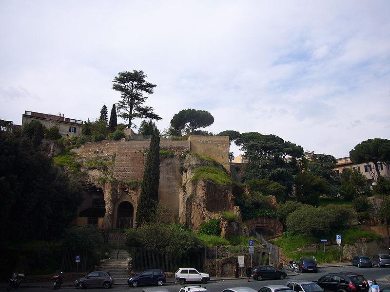 Tarpeian Rock, Roma