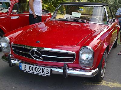 Mercedes Benz 230 SL