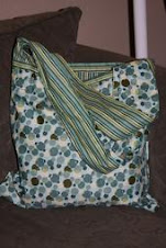 Reversible Diaper Bag