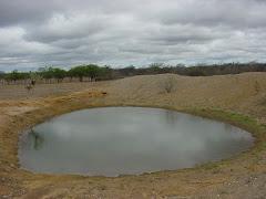 Água no barreiro IV