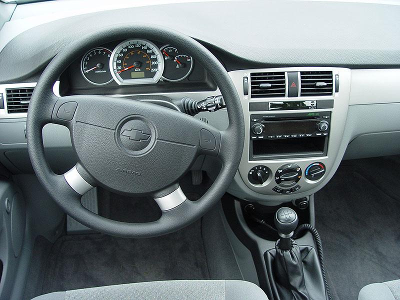 Chevrolet Optra 2010 Manual