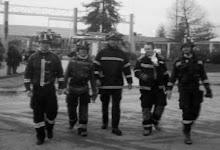 los super bomberos