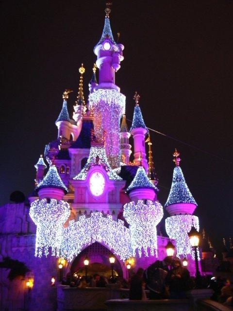 Castillos de las princesas de Disney - Imagui