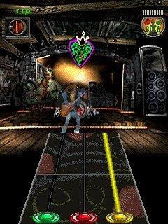 Hands On Mobile Guitar Hero III S60v3 J2ME
