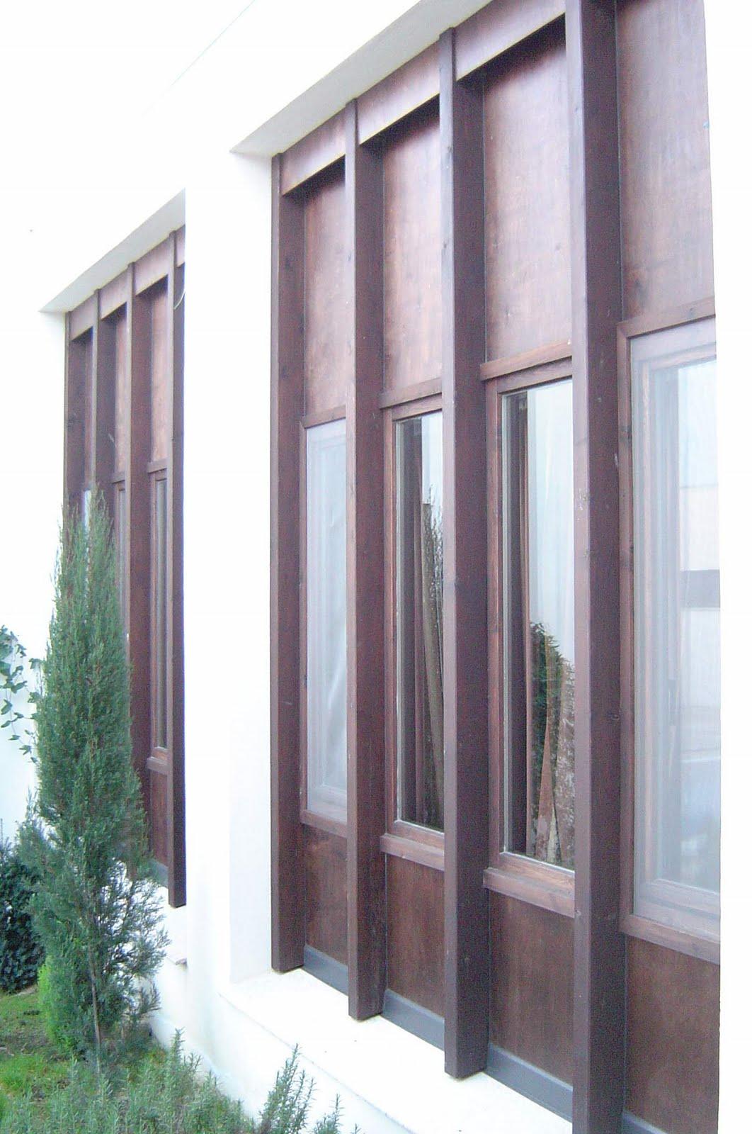 Pascal denis carpinteria exterior de madera - Carpinteria exterior ...