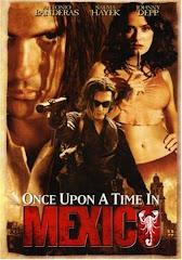 856-Bir Zamanlar Meksikada - Once Upon a Time in Mexico 2003 Türkçe Dublaj DVDRip