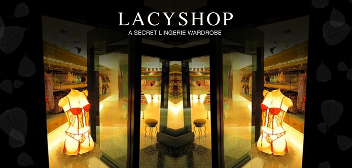 Lacyshop - A secret lingerie wardrobe