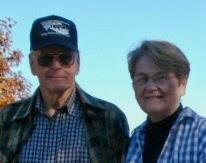 My husband Larry and I