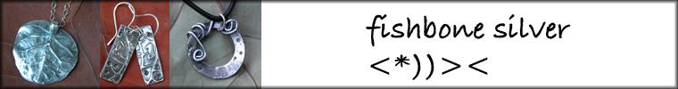 fishbone silver