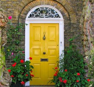 Ispirato Design Favorite Front Door Colors