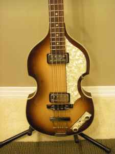 Genuine 60`s Hofner The Real Deal