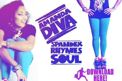 Amanda Diva Releases Spandex Rhymes Soul The FreEP A Free Downloadable 14 Track Set Featuring Cuts Rebels And Neon