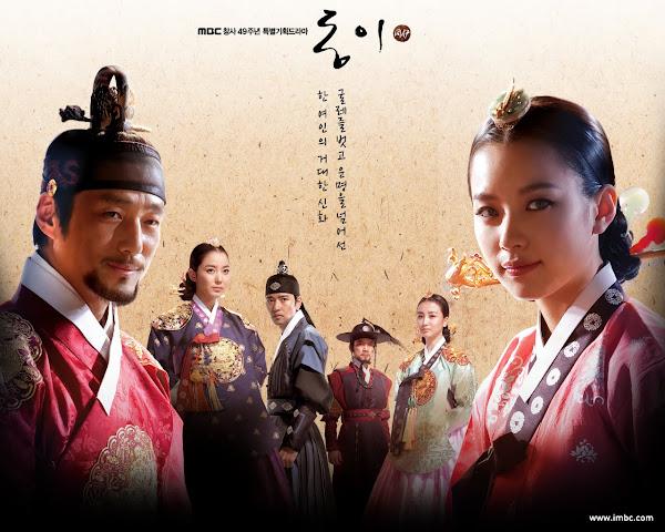 Dong Yi Jewel In The Crown Drama Korea