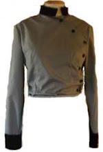 Camisa popelin y terciopelo