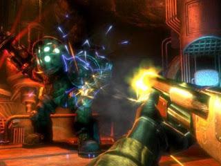 Juego BioShock 2 Video Inicio