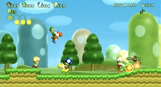 Juego New Super Mario Bros Wii Guia Video