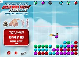 juego astroboy arcade