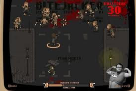Un divertido juego arcade de Terror Online