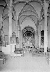 Interior da Igreja Salão