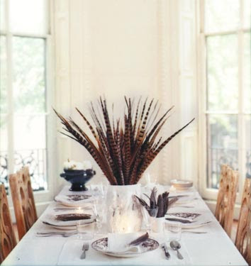 Our Creative Life: Thanksgiving Centerpiece Ideas