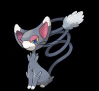 La gat sfera gatos pokemon - Pokemon miu two ...