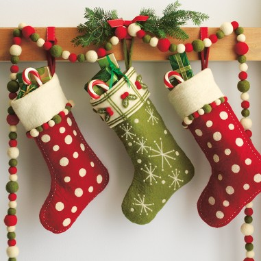 Free Printable Christmas Stocking - Welcome to Hocus Pocus Home On