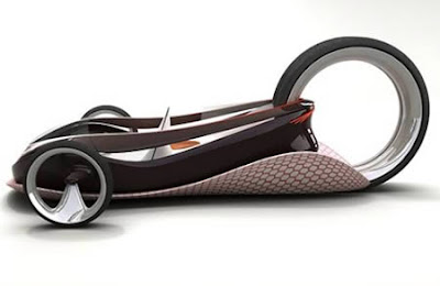 World Amazing Strangest Concept Car
