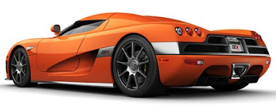 world fastest cars