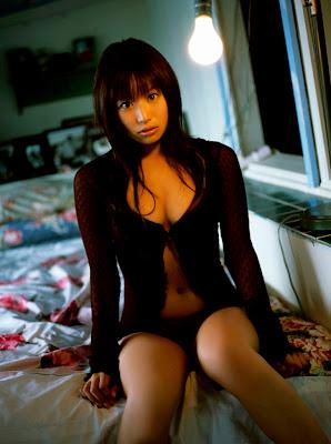 Sano Natsume sexy pic