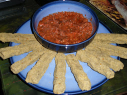 Mattye's Cheeze Sticks w/Marinara