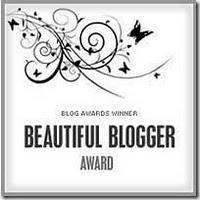 Olen saanut tunnustusta- I won a blog award :