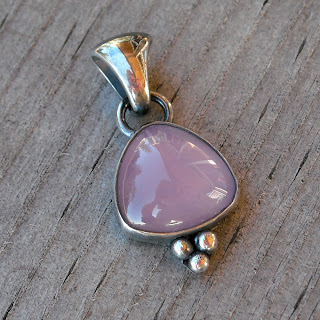 holly chalcedony jewelry