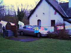 Belfast Flags at Luban, Cushendall