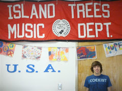 Flags in New York, pic from June Duffy