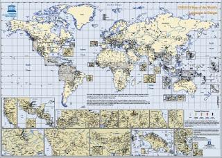 Atlas Interactivo UNESCO de las Lenguas en peligro del mundo