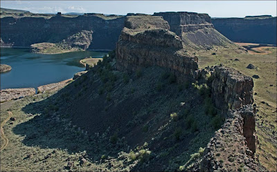 Dry Falls Ice Age Floods