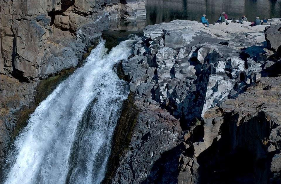 Ice Age Floods Palouse Falls And Palouse River Canyon