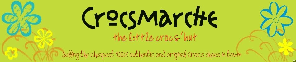 CrocsMarche ~ the little Crocs hut
