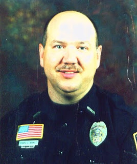 Dan Wyatt, Madison SD Patrolman, candidate for Lake County  Sheriff